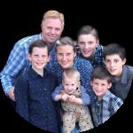 Daniel Melton Family